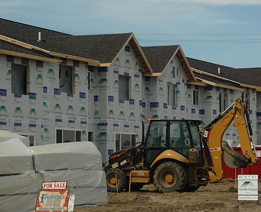 End of Housing Shortages in North Dakota?