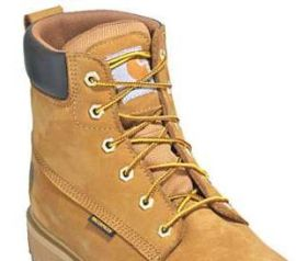 """The boot """"uppers"""", usually made of leather"""